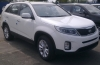 Цены на автомобили Kia Sorento New 2.2 AT top + Киев