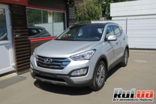 Hyundai Santa Fe Face Lift 2.2 CRDi AT Top Navi (7s) Киев