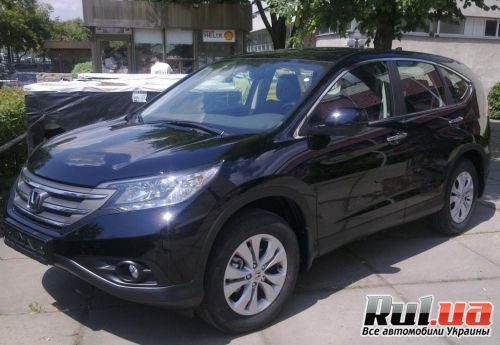 Honda CR-V 2.4 AT Executive Leather (USA)
