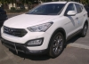 Купить авто Hyundai Santa Fe new 2.4 AT 4WD Top Navi Киев