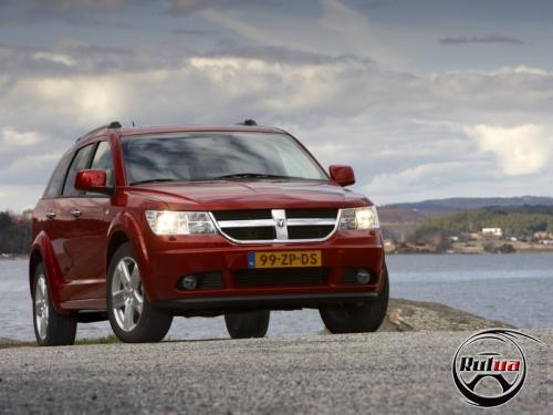 DODGE JOURNEY 2.4L 2010 AT LHD Киев