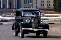 Автолегенды СССР: ГАЗ М1 – символ эпохи, кремлёвские «смотрины», на выставку в Париж