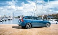 Volvo V60: жесткий кастинг