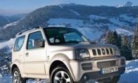 Suzuki Jimny: уникальный случай