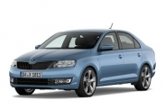 Продажа машин Skoda Rapid 1.2 MPI MT Ambition Донецк